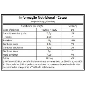 WHEY PROTEIN ISO E HIDRO 450G NUTRIFY