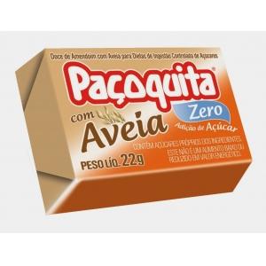 PACOQUITA COM AVEIA ZERO 22GRS SANTA HELENA
