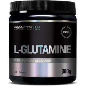 L-GLUTAMINE S/SABOR 300GRS  PROBIOTICA