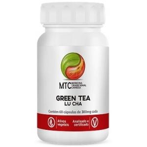 GREEN TEA - LU CHA 60 CAPSULAS VITAFOR