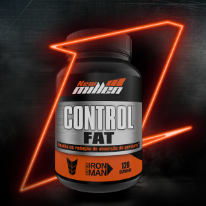 CONTROL FAT 120 CAPSULAS MILLY