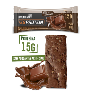 YES PROTEIN 60G NATUREBARR