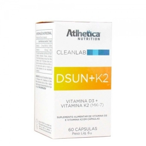 DSUN+K2 60 CAPS ATLHETICA
