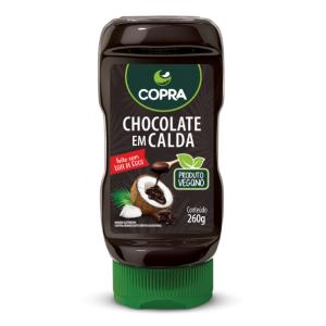CHOCOLATE EM CALDA COM LEITE DE COCO 260GRS COPRA