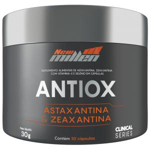 ANTIOX ASTAXANTINA C/ZEAXANTINA 30 CAPS NEW MILLEN