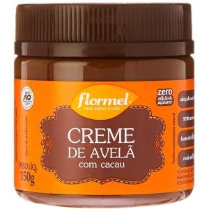 CREME DE AVELA ZERO C/CACAU 150GRS FLORMEL